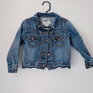 Osh Kosh denim jacket